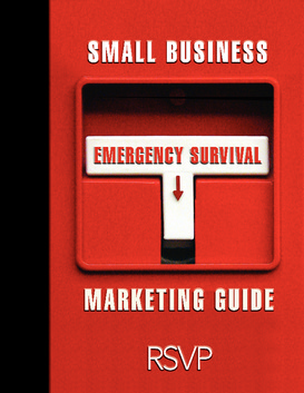 Rsvp small business emergency survival marketing guide